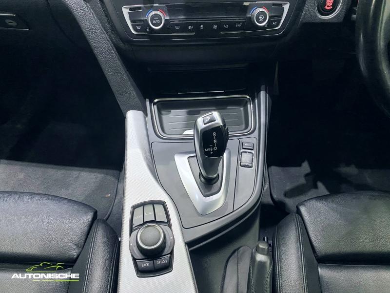 2016 BMW 320d M-Sport Auto