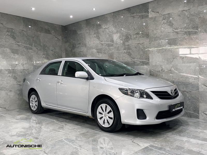 2019 Toyota Corolla Quest 1.6 HZ21