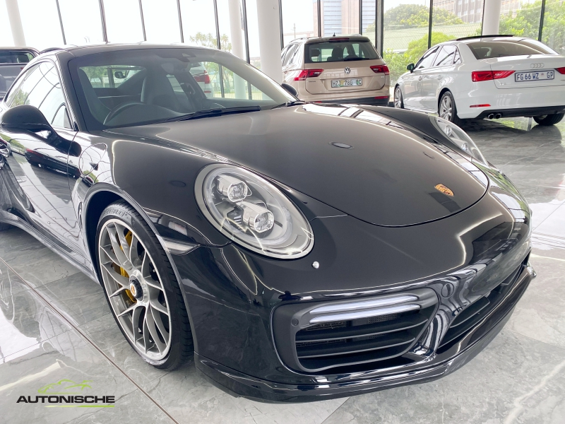 2016 Porsche 911 Coupe Turbo S PDK 991.2