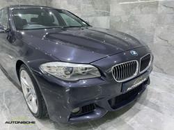 2012 BMW 520i M-Sport Auto