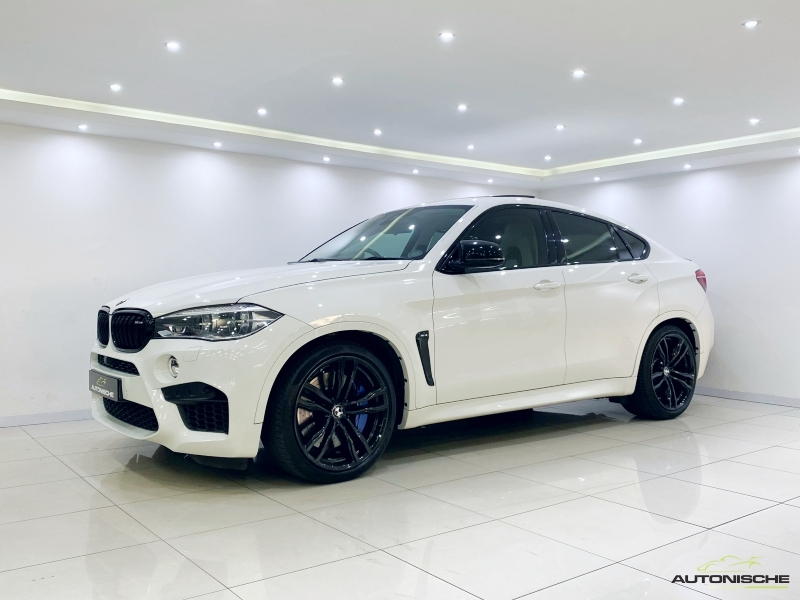 2016 BMW X6 M Sport Steptronic
