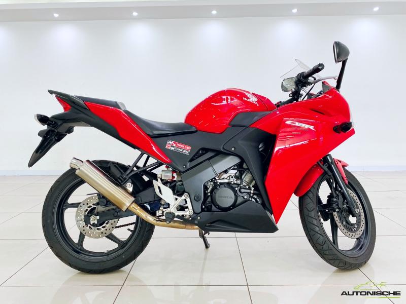 2013 Honda CBR 125R