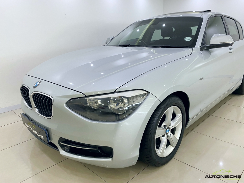 2012 BMW 116i Sportline Auto