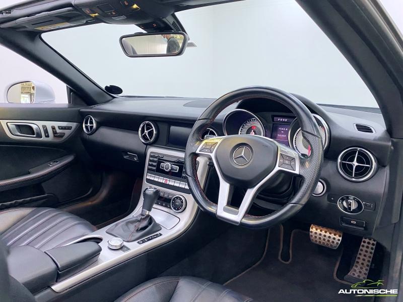 2014 Merc Benz SLK250 AMG Auto Convertible