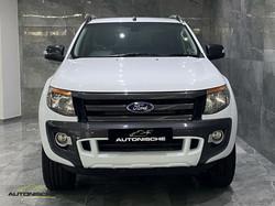 2013 Ford Ranger 3.2TDCi Wildtrak 4x2 D/Cab Manual