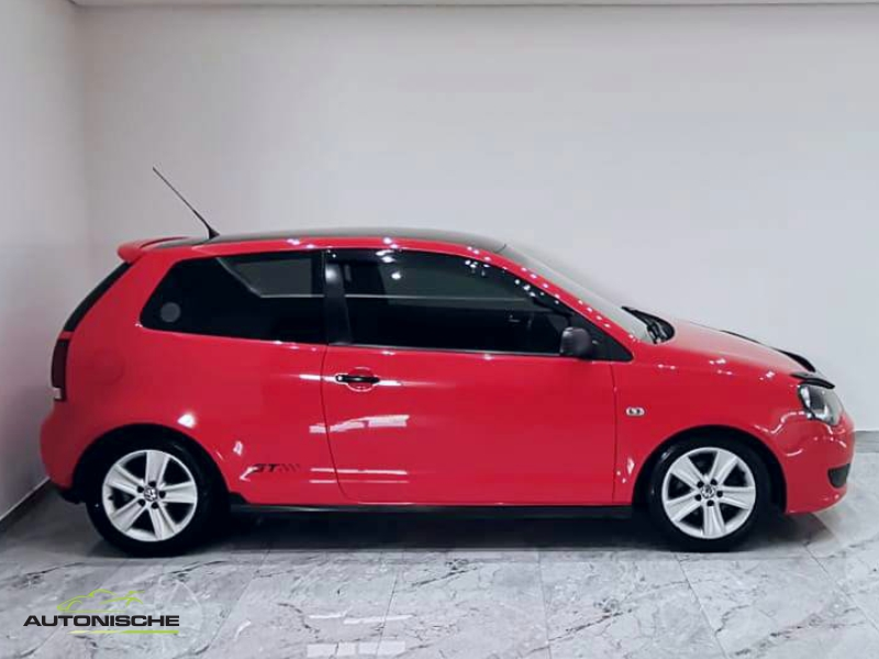 2013 VW Polo Vivo GT 1.6 3-Door