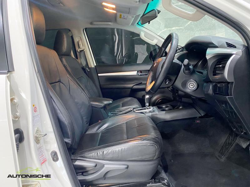 2017 Toyota Hilux 4.0 V6 Auto 4x4 D/Cab