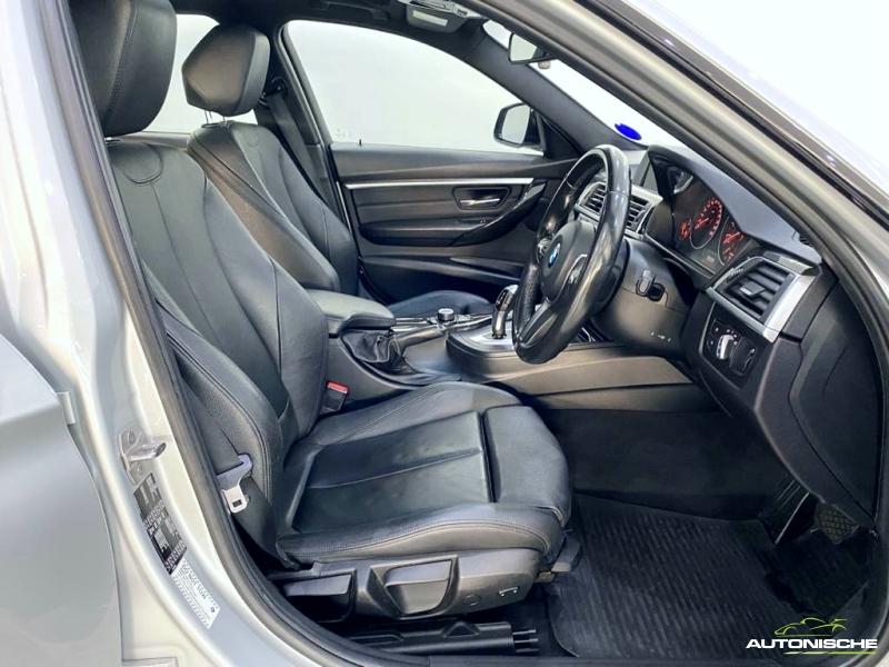 2016 BMW 320i M-Sport Auto LCi