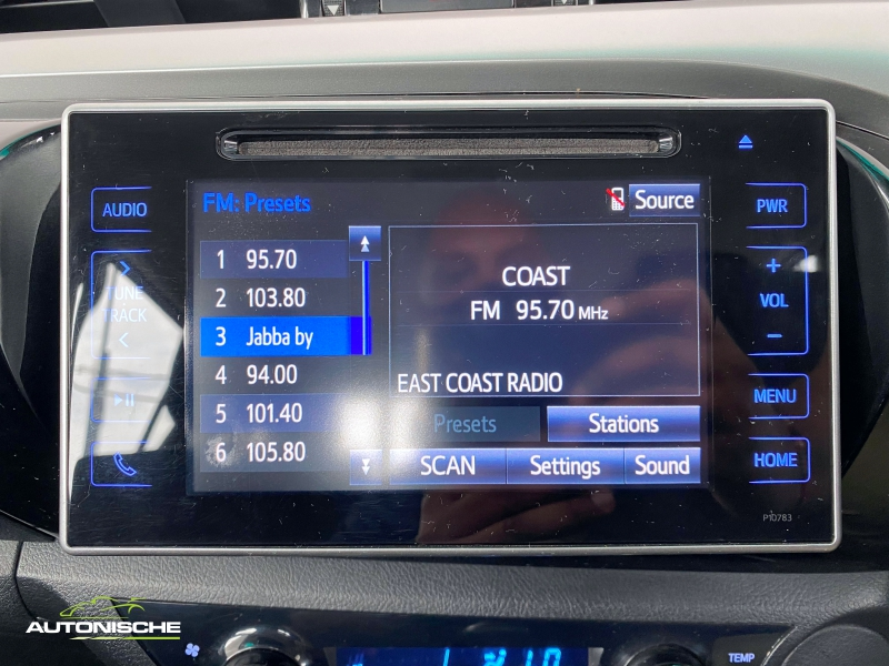 2016 Toyota Hilux 2.8GD-6 Raider 4x2 D/Cab