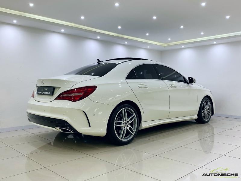2017 Mercedes Benz CLA200 AMG Auto