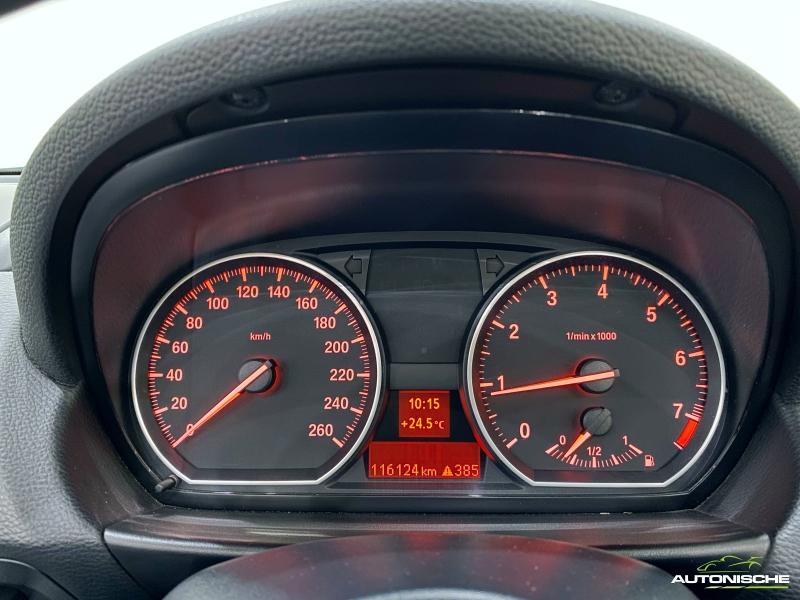2009 BMW 125i Convertible M-Sport