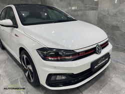 2018 VW Polo GTi 2.0TSi DSG