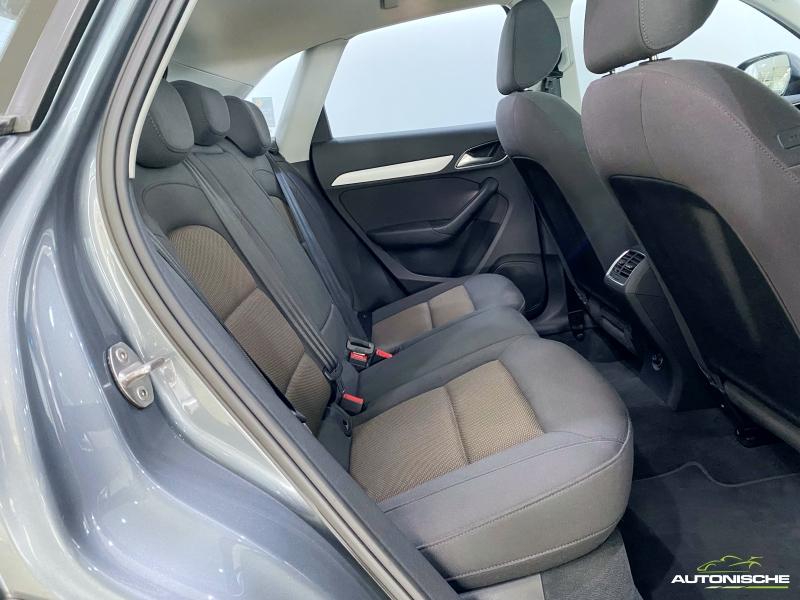 2015 Audi Q3 2.0TDi Manual