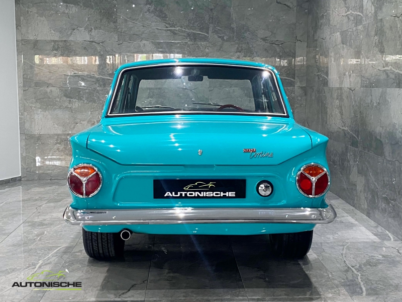 1963 Ford Cortina Coupe