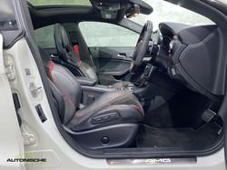 2016 Mercedes Benz CLA45 AMG 4Matic DCT