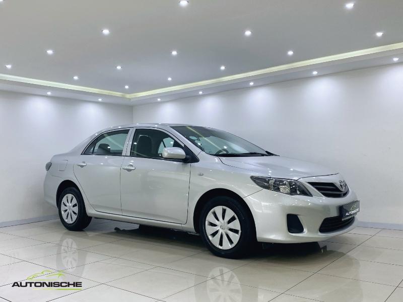 2017 Toyota Corolla 1.6 Quest
