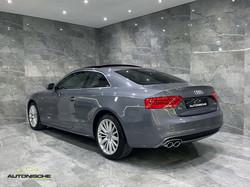 2016 Audi A5 Coupe 2.0TDi S-Line Multi-Tronic Auto