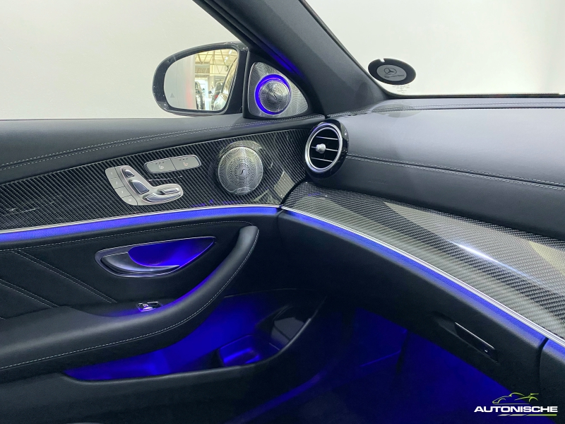 2017 Mercedes Benz E63S AMG 4Matic+