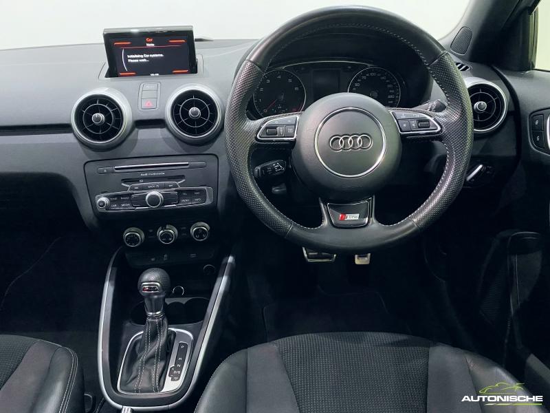 2016 Audi A1 Sportback 1.8TFSi S-Tronic S-Line