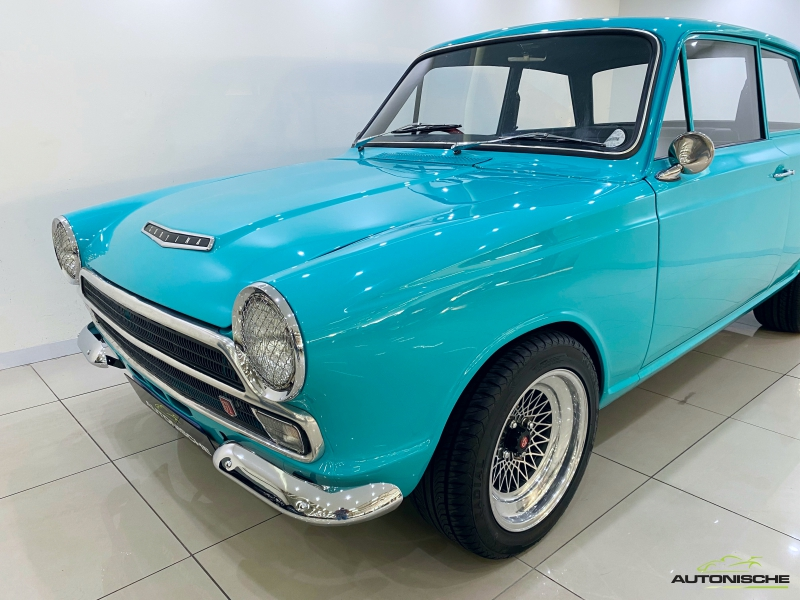 1966 Ford Cortina 1.5GT Coupe