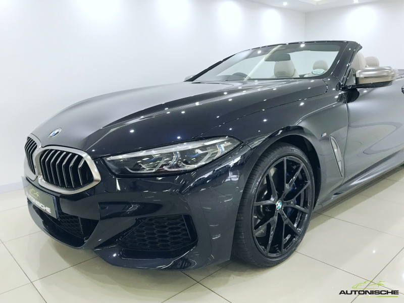 2019 BMW M850i Convertible Auto