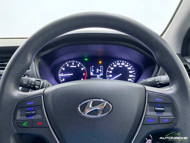 2016 Hyundai i20 1.2 Motion