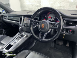 2014 Porsche Macan S Diesel Auto