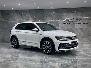 2019 VW Tiguan 2.0TSi R-Line DSG 4Motion