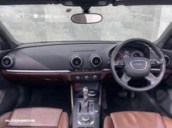 2015 Audi A3 Cabriolet 1.4TFSi S-Tronic