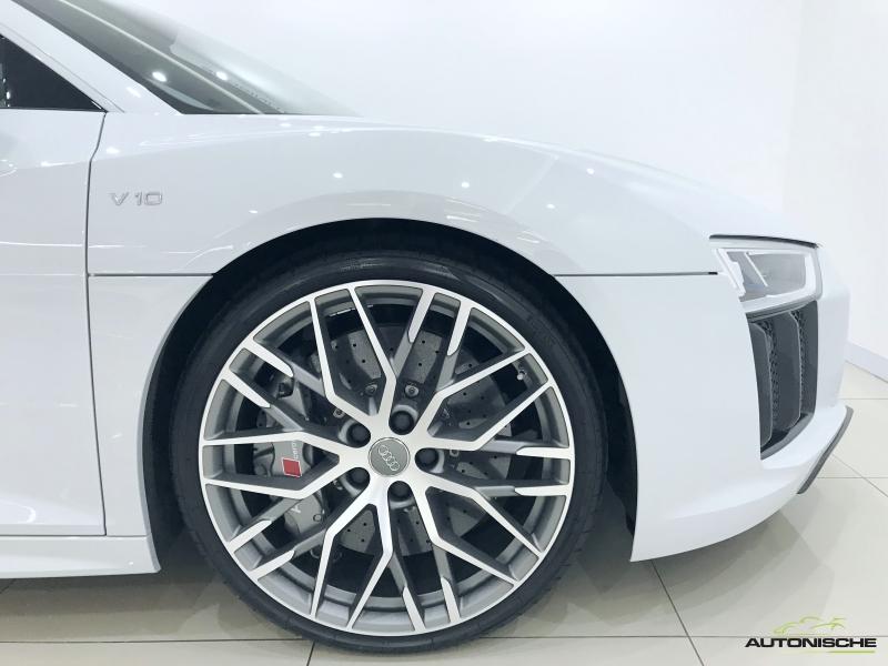2017 Audi R8 Coupe 5.2 V10 Plus Quattro S-Tronic