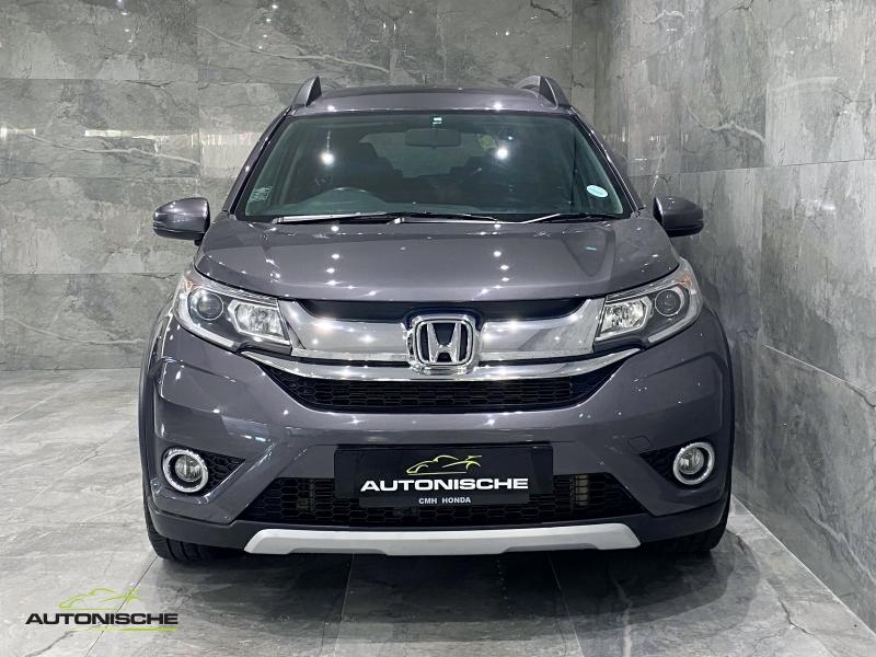 2018 Honda BR-V 1.5 Elegance CVT Auto