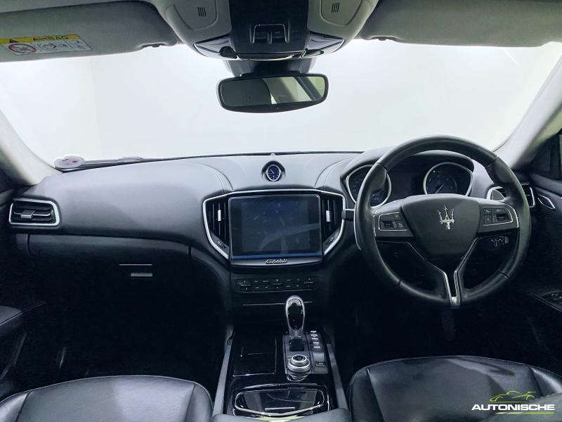 2017 Maserati Ghibli Diesel Auto