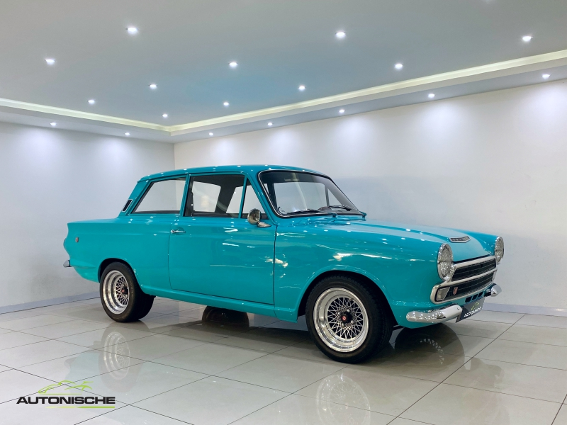 1963 Ford Cortina 1.5GT Coupe