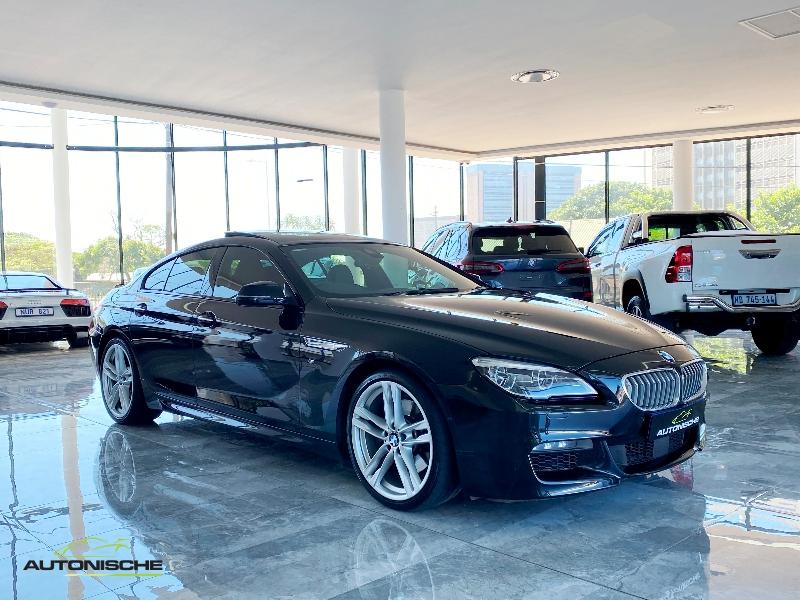 2015 BMW 650i Gran Coupe M-Sport Auto