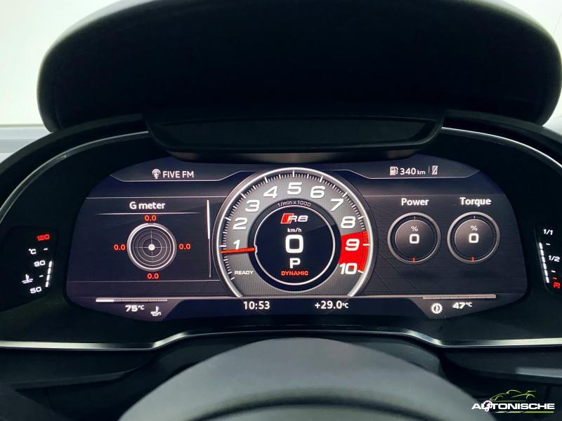 2016 Audi R8 Coupe 5.2 V10 Plus Quattro S-Tronic