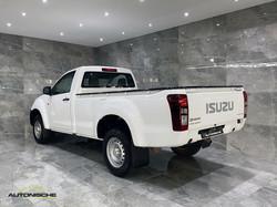 2019 Isuzu D-Max KB250 Fleetside A/C LWB