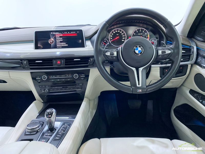 2016 BMW X6 M Steptronic