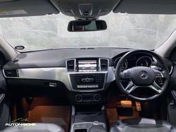 2014 Mercedes Benz ML400 AMG 4Matic Auto