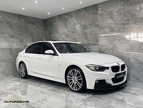 2015 BMW 328i M-Sport Auto