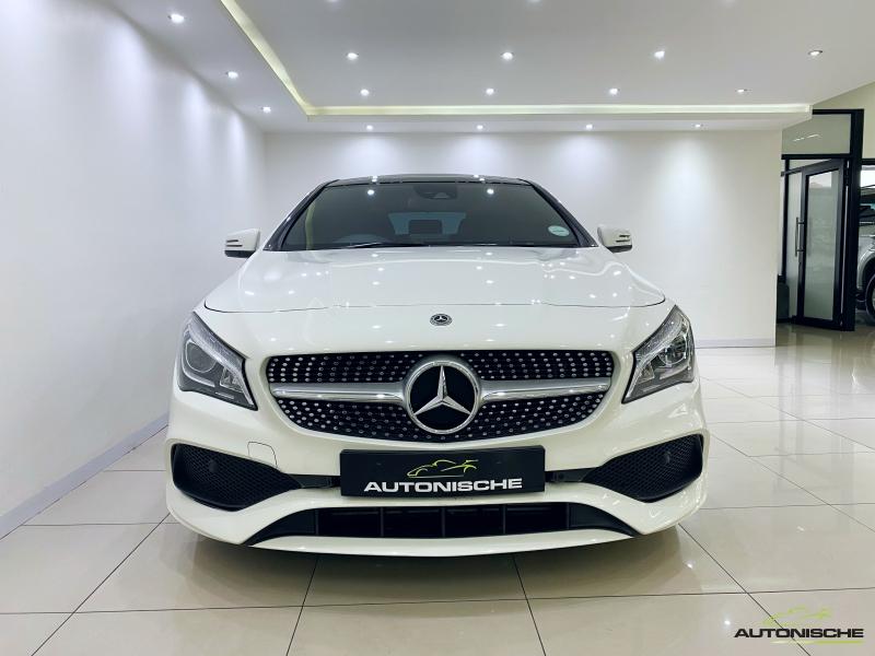 2017 Mercedes Benz CLA200 AMG AutonzCLA200Auto-03Front