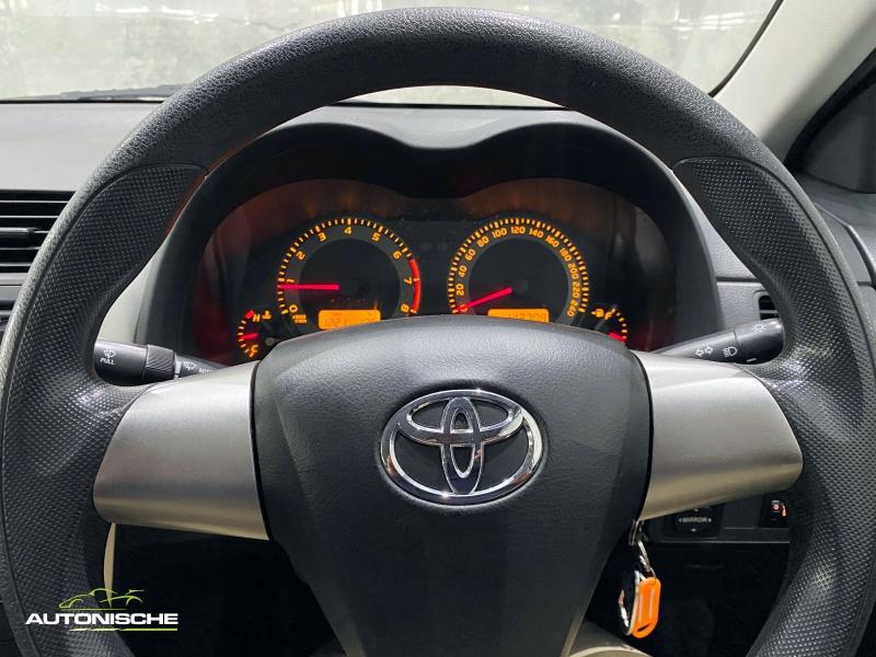 2018 Toyota Corolla Quest 1.6 R320