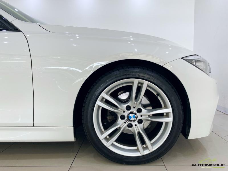2013 BMW 320i M-Sport Auto