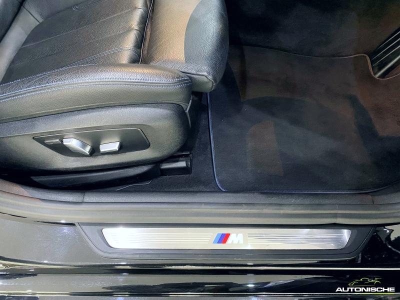 2017 BMW 520d M-Sport Auto G30