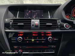 2016 BMW X3 xDrive20d Auto