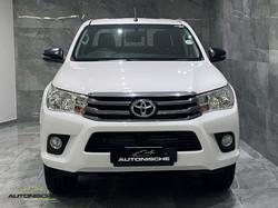 2018 Toyota Hilux 2.4GD-6 SRX D/Cab 4x2 Manual