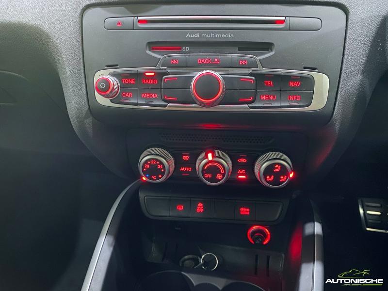 2016 Audi A1 Sportback 1.8TFSi S-Tronic S-LineA1Sportback1