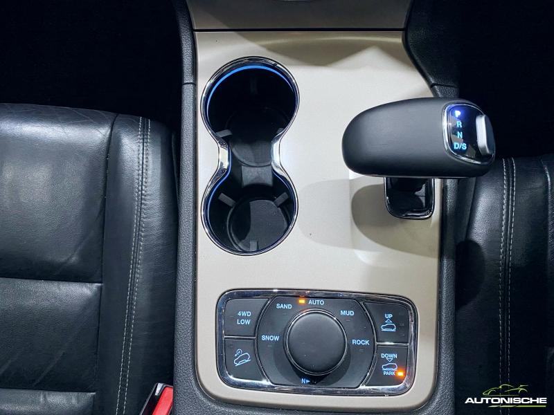 2016 Jeep Grand Cherokee 3.6 Limited 4x4 Auto