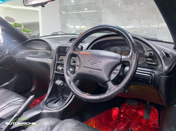 1999 Ford Mustang GT 4.6 V8 Auto Cabriolet