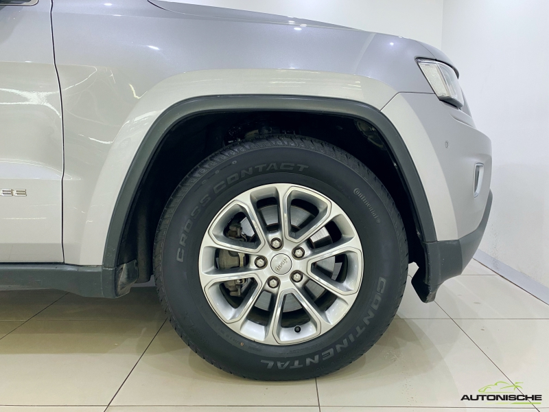 2014 Jeep Grand Cherokee 3.6L Auto Limited 4x4