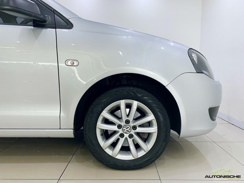 2013 VW Polo Vivo Sedan 1.4 Auto TrendlineVivoSedan1